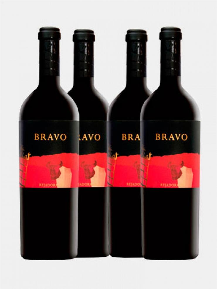 Lote Bravo (x 4)