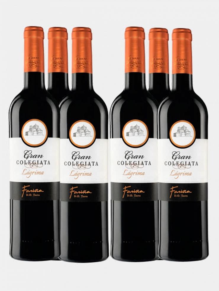 Lote Colegiata Vino de Lágrima