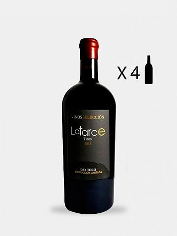 Lote Latarce Selección (x 4)