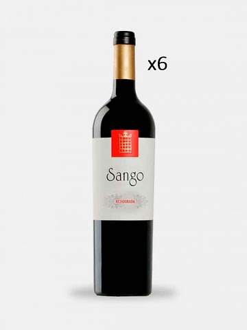 Lote Sango (x 6)