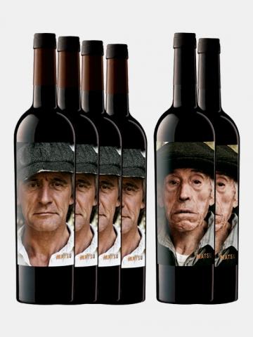 Set Matsu Red Crianza Wines